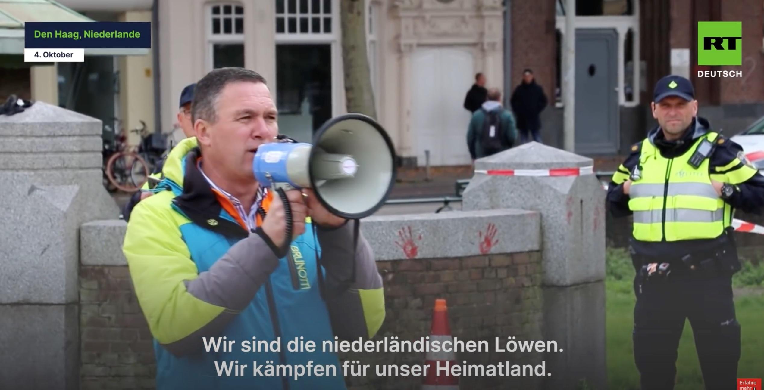 Russian Television (RT) Duitsland Was Bij Onze Demonstratie Van 4 Oktober In Den Haag Met Als Thema White Lives Matter, All Lives Matter, Vrijheid Https://www.youtube.com/watch?v=89gI3uf5L9U&feature=youtu.be&fbclid=IwAR2rZiHAFNFsqtsRNgOGkqgRRaLczc_T-rUOJxDBYJt4jsILzyheZMZiy_I
